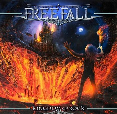 FREEFALL- Kingdom of rock