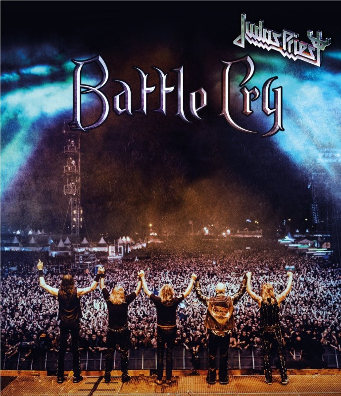 JUDAS PRIEST- Battle cry DVD