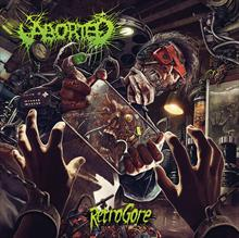 ABORTED- Retrogore 2CD deluxe