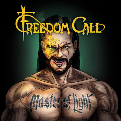 FREEDOM CALL - Master of light DIGIPACK