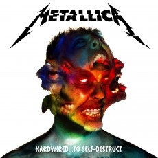 METALLICA - Hardwired...Built to destruct 3CD