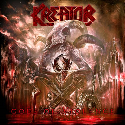 KREATOR - Gods and violence