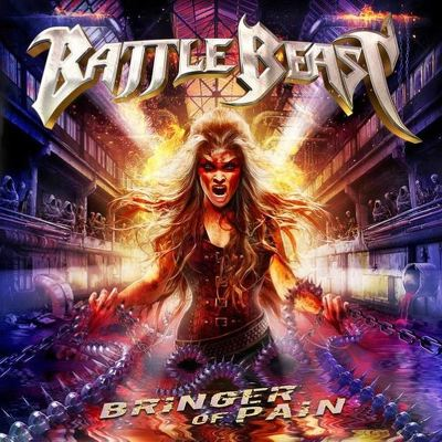 BATTLE BEAST - Bringer of pain Digipack tb