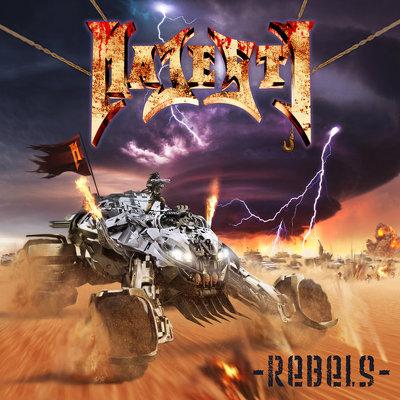 MAJESTY - Rebels DIGIPACK