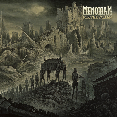 MEMORIAM - For the fallen DIGIPACK