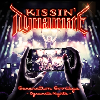 KISSIN DYNAMITE - Dynamite Nights 2CD+DVD