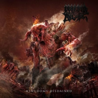 MORBID ANGEL - Kingdom disdained DIGIPACK