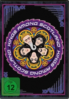 ANTHRAX -  Kings among Scotland 2DVD