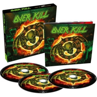 OVERKILL - Live in Overhausen DVD+2CD