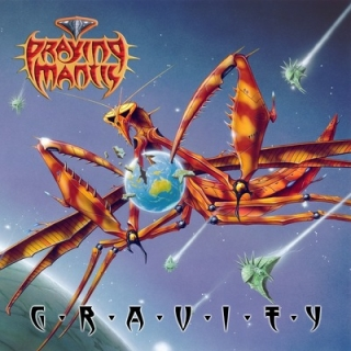 PRAYING MANTIS - Gravity DIGIPACK