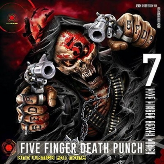 FIVE FINGER DEATH PUNCH - And justice fór none DIGIPACK