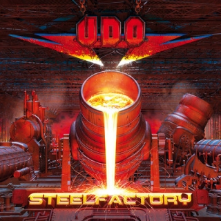 U.D.O. - Steel factory DIGIPACK
