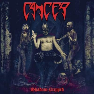 CANCER - Shadow gripped DIGIPACK