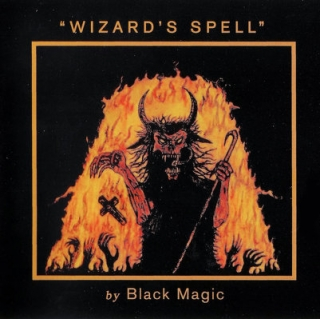 BLACK MAGIC - Wizard spell