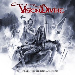 VISION DIVINE - When all the heroes are dead DIGIPACK
