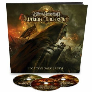 BLIND GUARDIAN TWILIGHT ORCHESTRA - Lega EARBOOK