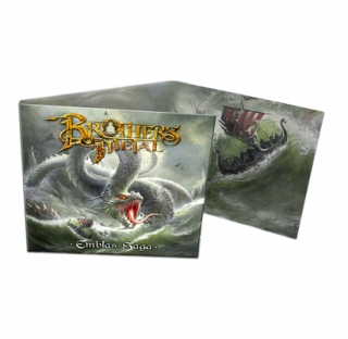 BROTHERS OF METAL - Emblass sága DIGIPACK
