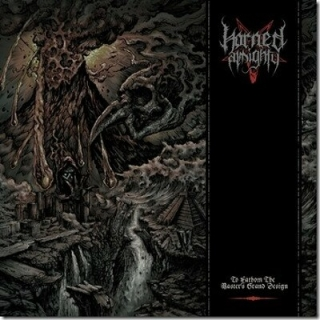 HORNED ALMIGHTY - To fathom the Masters grand design