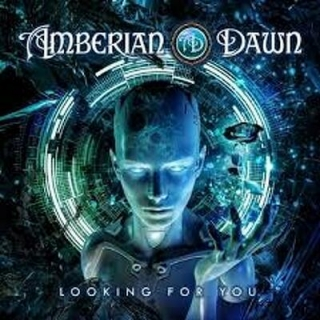 AMBERIAN DAWN - Looking fór you DIGIPACK