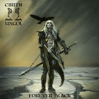 CIRITH UNGOL . Forever black DIGIPACK