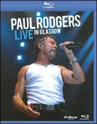 RODGERS,PAUL / LIVE IN GLASGOW