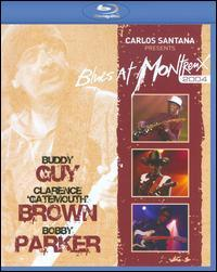 SANTANA / PRESENTS BLUES AT