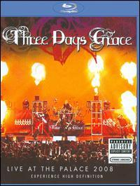 THREE DAYS GRACE / LIVE AT