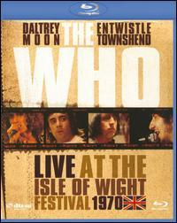 WHO / LIVE AT THE ISLE OF