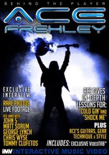 FREHLEY ACE - Behind The Player