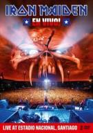 IRON MAIDEN - En Vivo!  2DVD