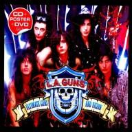 L.A.GUNS - Ultimate guns and vision CD+DVD