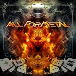 VARIOUS - All for metal III.  DVD+CD