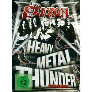 SAXON - Heavy metal thunder MOVIE DVD