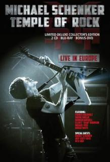 SCHENKER MICHAEL - Temple of rock DELUXE BOX
