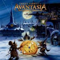 AVANTASIA - The mystery of time DIGIBOOK