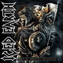 ICED EARTH - Live in ancient Kourion BR+DVD+2CD