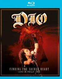 DIO - Finding the scarred heart  BLUERAY