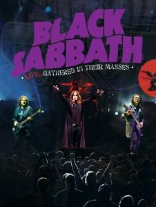 BLACK SABBATH - Live Gathered in their masses BLUERAY+CD