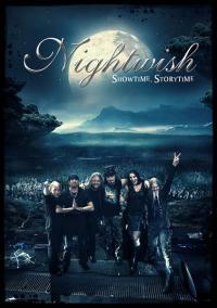 NIGHTWISH - Showtime, storytime 2DVD+2CD