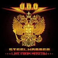 U.D.O. - Steelhammer Live in Moscow BR+2CD