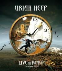 URIAH HEEP - Live at Loko BLURAY