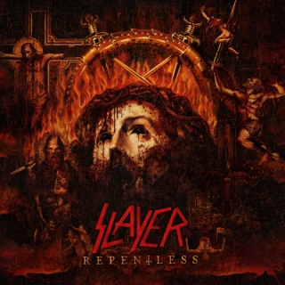 SLAYER - Repentless CD+BLURAY