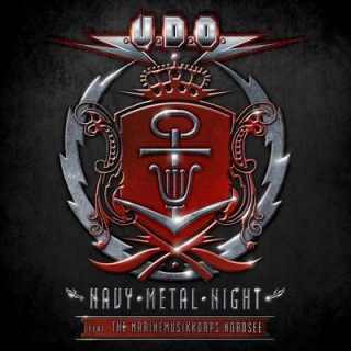 U.D.O. - Navy metal night BLURAY+2CD
