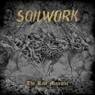SOILWORK - The ride majestic DIGIPACK