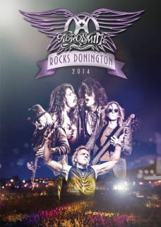 AEROSMITH - Rocks Donnington 2014 DVD