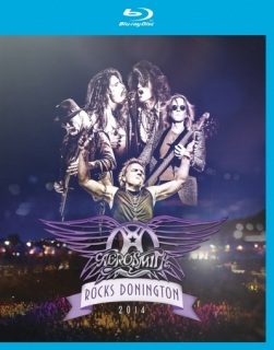 AEROSMITH - Rocks Donnington 2024 BLURAY