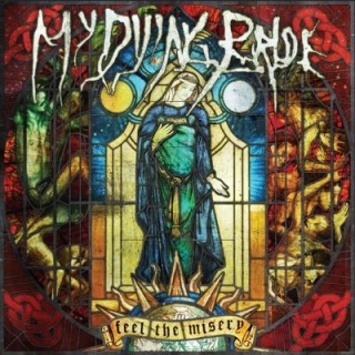 MY DYING BRIDE - Feel the misery DIGIPACK