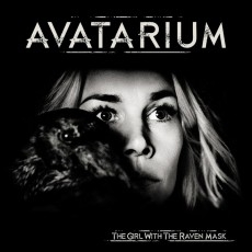 AVATARIUM - Girl with the raven mask CD+DVD