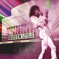 QUEEN - Night at the Odeon DVD+CD