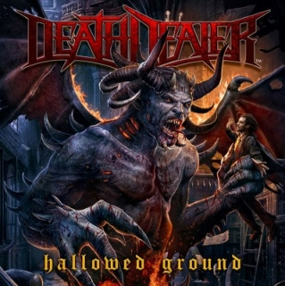 DEATH DEALER - Hallowed ground